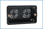 Scatola portafrutti a 4 posti - LG SC504AU