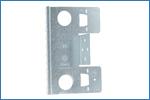 Supporto laterale per fissaggio di scatole di derivazione - LG SL500